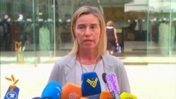 Mogherini Announces Iran Talks To Go Past Deadline