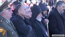 Հայաստանն արձագանքում է Փարիզի ողբերգությանը