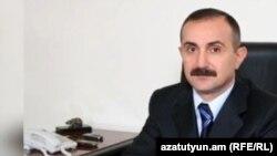 Samvel Babayan, arxiv fotosu
