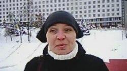 Мастачка С.Баранкоўская пра помнік Неўскаму
