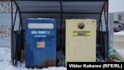 Раздельный сбор мусора в Сыктывкаре