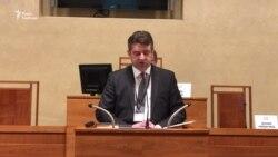 Український посол в Чехії закликав чеський Сенат визнати Голодомор 1932-33 років геноцидом (відео)