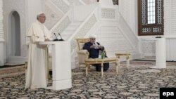 Polarizacija i izopštenost se smatraju jedinim načinom za rešavanje konflikata: Papa Franjo