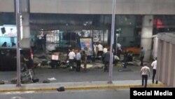 Ստամբուլ, Աթաթուրքի անվան օդանավակայանը ահաբեկչական հարձակումից հետո, 28-ը հունիսի, 2016թ․
