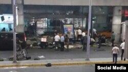 სტამბოლის აეროპორტი აფეთქების შემდეგ