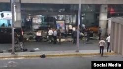 Պայթյուն Ստամբուլի միջազգզային օդանավակայանում