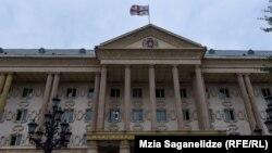 Здание Тбилисского городского суда