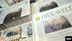 В большинстве стран Европы журналисты не сталкиваются с проблемами российских коллег