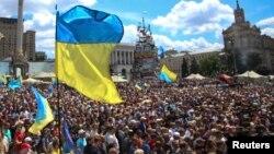 Киевский Майдан 29 июня