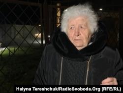 Колишня ув'язнена «Аушвіца» Анастасія Гулей