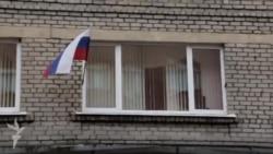 Прощание с кронштадцем Женей, погибшем на Донбассе