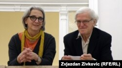 Monika Flacke i Henry Meyric Hughe