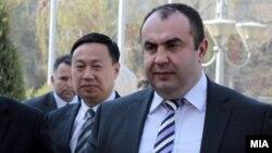 Вицепремиерот за економски прашања Владимир Пешевски.