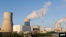 محطة كهرباء ذرية في بلجيكا