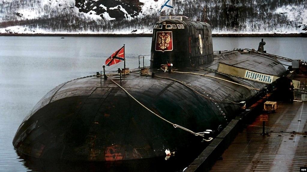 Resultado de imagen para kursk submarine