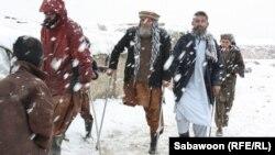 تعدادی از مهاجران افغان در ایرن (آرشیف)