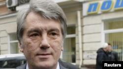 Виктор Юшенко, раисиҷумҳури пешини Украина