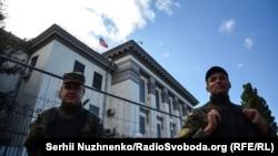Ambasada e Rusisë në Kiev