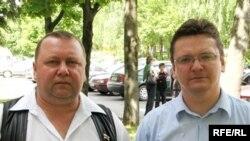 Юры Істомін справа
