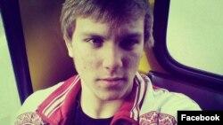 Марк Яворский, инвалид по зрению