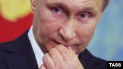 Владимир Путин на климатической конференции ООН в Париже