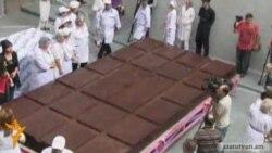 Շոկոլադե ռեկորդ` Հայաստանում