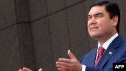 President Gurbanguly Berdymukhammedov