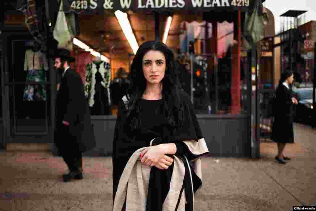 "Жительница Нью-Йорка, фотопроект ""Атлас красоты"" (Atlas of Beauty) Микаэлы Норок."