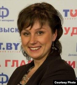 Алёна Шарамет-Андрэева
