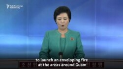 North Korean Army Threatens To Hit U.S. Island Of Guam