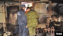 Десять трупов в кафе «Янтарное» пока не дают прокуратуре оснований полагать, что это были криминальные разборки
