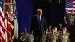 Трамп: САД не можат да си дозволат брзо повлекување од Авганистан