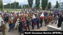 Похороны в Северной Осетии