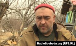 Володимир Регеша, український доброволець