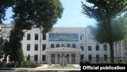 Жалал-Абад мамлекеттик университети.