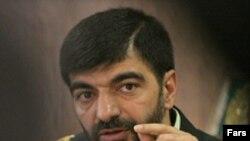 احمدرضا رادان، جانشین فرمانده پلیس ایران. (عکس: فارس)