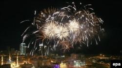 إحتفال في بيروت