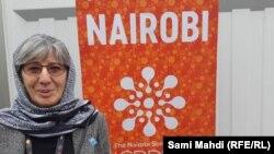 سیما سمر رئیس پیشین کمیسیون مستقل حقوق بشر افغانستان