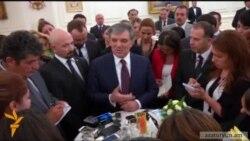 Գյուլ․ Հավանաբար, Թուրքիայի նոր վարչապետ կդառնա Դավութօղլուն