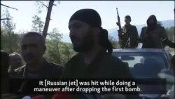 Түрмөн командири орус пилотторун атып салышканын айтууда