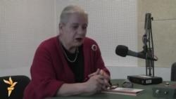 Borka Pavićević za RSE: Objaviti kraj rata
