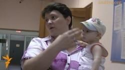Мать пограничника Владислава Челаха
