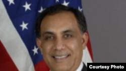 Asif Chaudhry, ambasadorul american la Chișinău