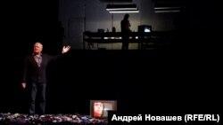 """""""Ново-Сибирский транзит – 2021"""". Спектакль """"Время секонд-хэнд"""""""
