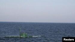 Һормуз бугазында Иран хәрби күнегүләр үткәрә. 27 декабрь 2011