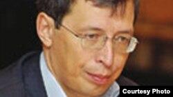 Экономист Ораз Жандосов.
