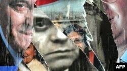 Jedan od predizbornih plakata iz 2008. godine na kojem se vidi Vojislav Koštunica
