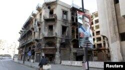 Сирия, 7-декабрь, 2015-жыл.