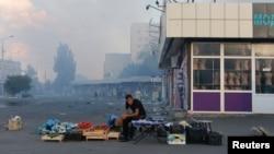 Донецк, 29-го августа 2014 г.