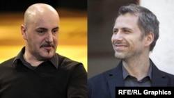 Kokan Mladenović i Oliver Frljić